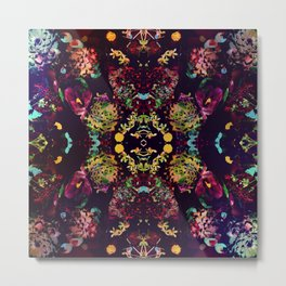 PD Flower  Metal Print