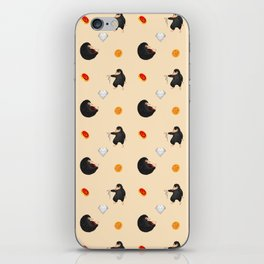 Niffler. Fantastic beasts and where to find them. iPhone Skin