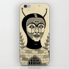 Preternatural Prison iPhone & iPod Skin