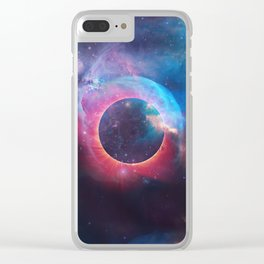 The Nebula Clear iPhone Case