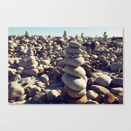 Balance. Canvas Print