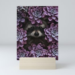 everything is magnified when you live from day to day. Mini Art Print