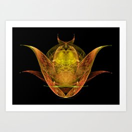 Species Unknown Art Print