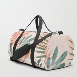Tropical Leaves 4 Duffle Bag