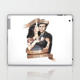 Chaos Is What Killed the Dinosaurs, Darling - Heathers Laptop & iPad Skin