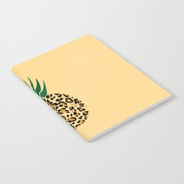 Leopard Pineapple Picture Notebook