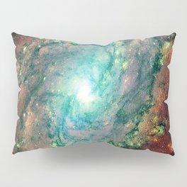 Spiral Galaxy Pillow Sham