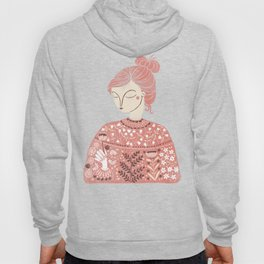 The Botanist Hoody