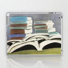 Books - Pastel Illustration Laptop & iPad Skin