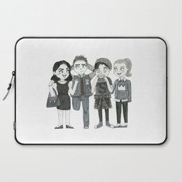 Riverdale - Archie, Veronica, Betty, Jughead Laptop Sleeve