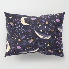 Sea Space Pillow Sham