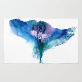 Isabella's Vulva Flower Rug