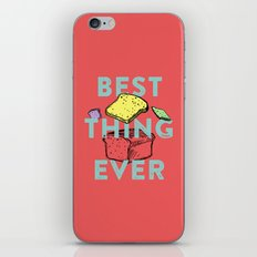 Best thing ever iPhone & iPod Skin