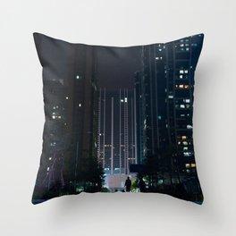 Bao'an District Throw Pillow