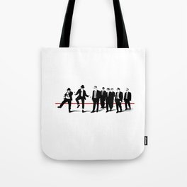 Reservoir Brothers Tote Bag