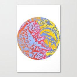 Tenacity Canvas Print