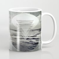 inception Mugs featuring Inception Landscape by monicamarcov