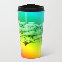 Tree of colours Travel Mug