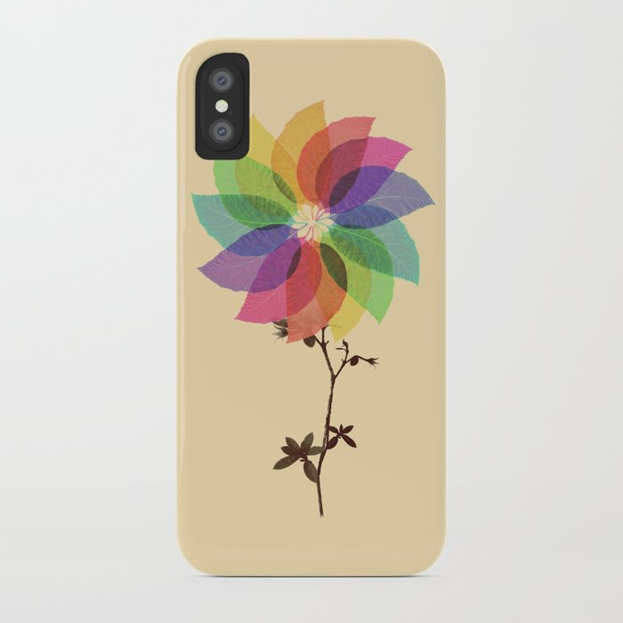 The windmill in my mind iPhone Case