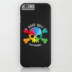 Spinning Beachball of Death iPhone 6s Slim Case