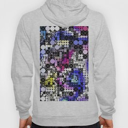 Funny Mix of Shapes 2B Hoody