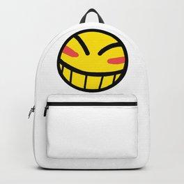 Cowboy Bebop - Hacker Smile Backpack