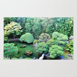 Japanese Tea Garden Rug