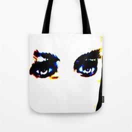 Kuhl's Kit Kat Klub: Lugosi's Eyes Tote Bag
