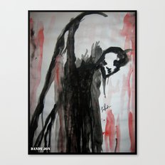 Old Devil Canvas Print