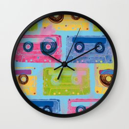 my music Wall Clock