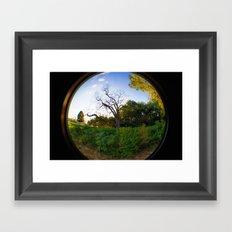 Last Beautiful Shot Framed Art Print