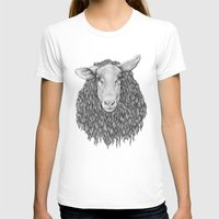 sheep T-shirts featuring Sheep by Thea Nordal