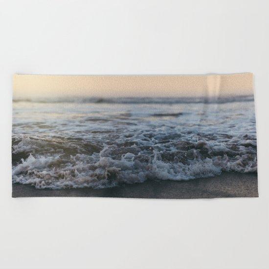 Sunrise Ocean Beach Towel
