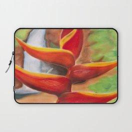 Heliconia Laptop Sleeve