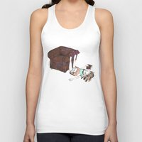 reading Tank Tops featuring Reading by Ciccimon