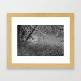 Draper Framed Art Print