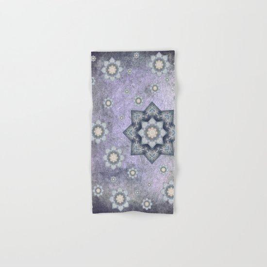Snowflakes 2 Hand & Bath Towel