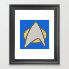 Star Trek, Communicator, 2 Framed Art Print