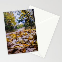 The Trail Stationery Cards