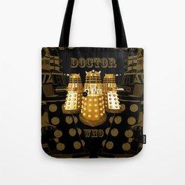 Doctor Who Said Ex Tote Bag
