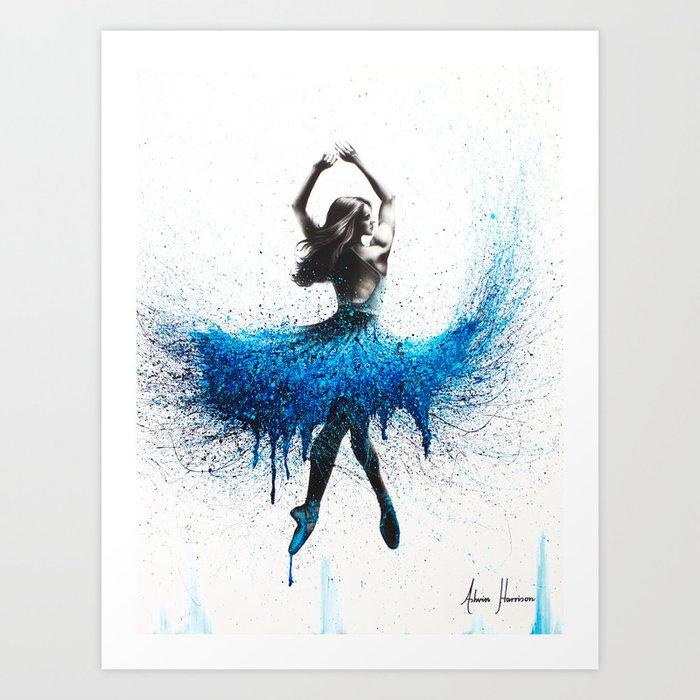 Evening Sonata Art Print