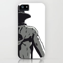 Ace Bye iPhone Case