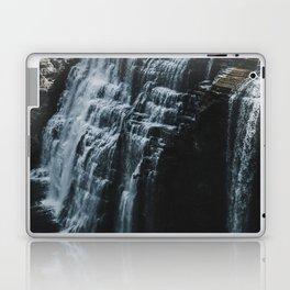 Middle Letchworth Falls Laptop & iPad Skin
