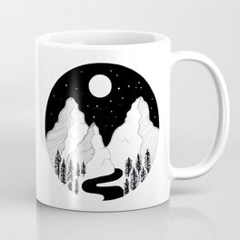 Nightscape Coffee Mug