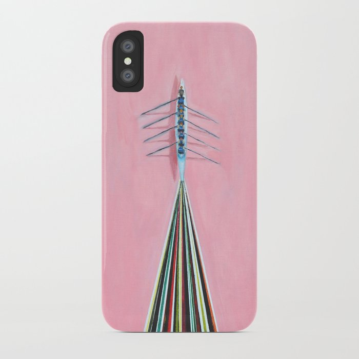 The Rowers iPhone Case