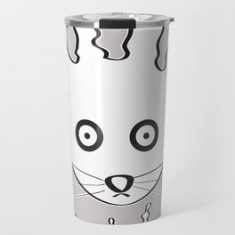 Fur - Really People? Travel Mug