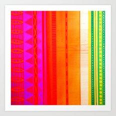Mexico Love Art Print