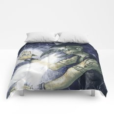 Shadow Man 3 Comforters