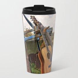 Bathtub Blues Travel Mug