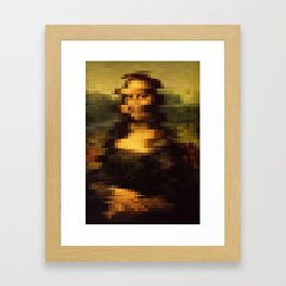 They Are Watching Framed Art Print